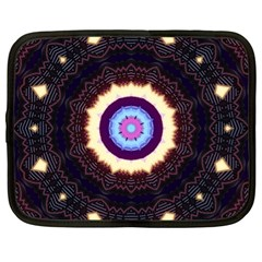Mandala Art Design Pattern Netbook Case (xl)