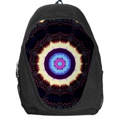 Mandala Art Design Pattern Backpack Bag