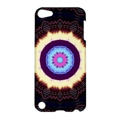 Mandala Art Design Pattern Apple Ipod Touch 5 Hardshell Case by BangZart
