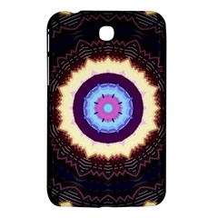 Mandala Art Design Pattern Samsung Galaxy Tab 3 (7 ) P3200 Hardshell Case  by BangZart