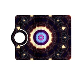 Mandala Art Design Pattern Kindle Fire Hd (2013) Flip 360 Case by BangZart