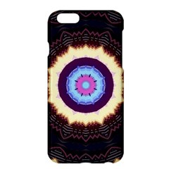 Mandala Art Design Pattern Apple Iphone 6 Plus/6s Plus Hardshell Case by BangZart