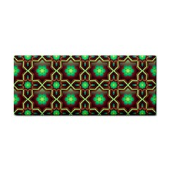 Pattern Background Bright Brown Cosmetic Storage Cases by BangZart