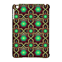 Pattern Background Bright Brown Apple Ipad Mini Hardshell Case (compatible With Smart Cover) by BangZart