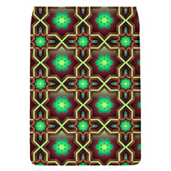 Pattern Background Bright Brown Flap Covers (s)  by BangZart