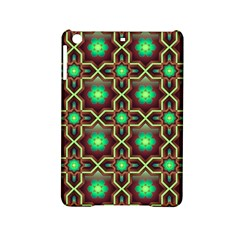 Pattern Background Bright Brown Ipad Mini 2 Hardshell Cases