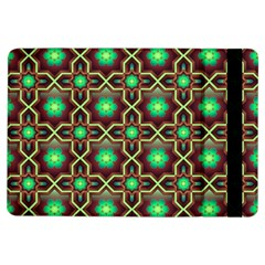Pattern Background Bright Brown Ipad Air Flip by BangZart