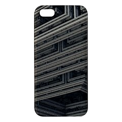 Fractal 3d Construction Industry Iphone 5s/ Se Premium Hardshell Case by BangZart