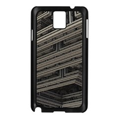 Fractal 3d Construction Industry Samsung Galaxy Note 3 N9005 Case (black)