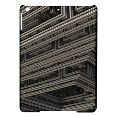 Fractal 3d Construction Industry Ipad Air Hardshell Cases