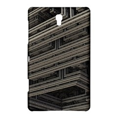 Fractal 3d Construction Industry Samsung Galaxy Tab S (8 4 ) Hardshell Case