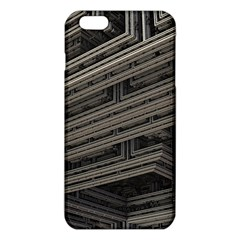 Fractal 3d Construction Industry Iphone 6 Plus/6s Plus Tpu Case by BangZart