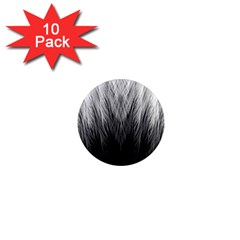 Feather Graphic Design Background 1  Mini Magnet (10 Pack)