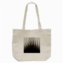 Feather Graphic Design Background Tote Bag (cream) by BangZart
