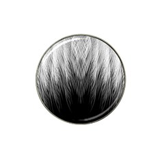 Feather Graphic Design Background Hat Clip Ball Marker (10 Pack)