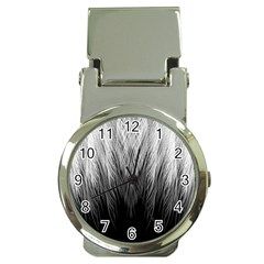 Feather Graphic Design Background Money Clip Watches by BangZart