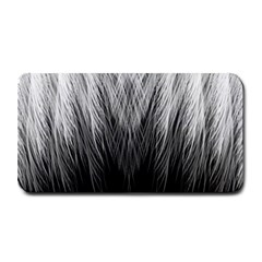 Feather Graphic Design Background Medium Bar Mats by BangZart