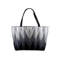Feather Graphic Design Background Shoulder Handbags by BangZart