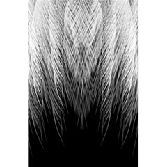 Feather Graphic Design Background 5 5  X 8 5  Notebooks by BangZart