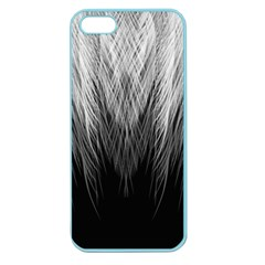 Feather Graphic Design Background Apple Seamless Iphone 5 Case (color) by BangZart