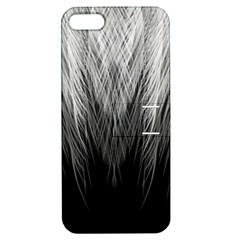 Feather Graphic Design Background Apple Iphone 5 Hardshell Case With Stand by BangZart