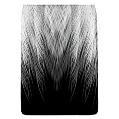 Feather Graphic Design Background Flap Covers (s)  by BangZart