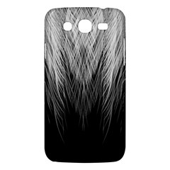 Feather Graphic Design Background Samsung Galaxy Mega 5 8 I9152 Hardshell Case  by BangZart