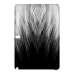 Feather Graphic Design Background Samsung Galaxy Tab Pro 10 1 Hardshell Case