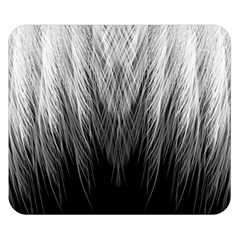 Feather Graphic Design Background Double Sided Flano Blanket (small)  by BangZart