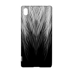 Feather Graphic Design Background Sony Xperia Z3+ by BangZart