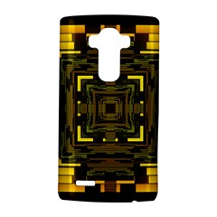 Abstract Glow Kaleidoscopic Light Lg G4 Hardshell Case