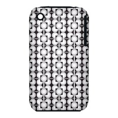 Pattern Background Texture Black Iphone 3s/3gs by BangZart