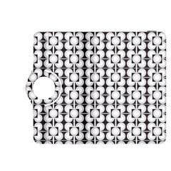 Pattern Background Texture Black Kindle Fire Hdx 8 9  Flip 360 Case by BangZart