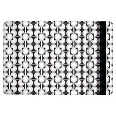Pattern Background Texture Black Ipad Air Flip by BangZart