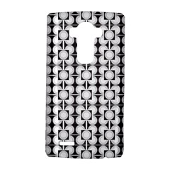 Pattern Background Texture Black Lg G4 Hardshell Case by BangZart