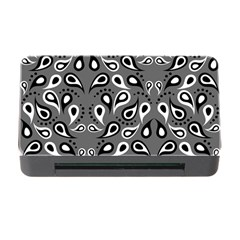Paisley Pattern Paisley Pattern Memory Card Reader With Cf