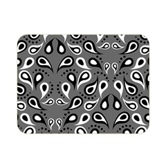 Paisley Pattern Paisley Pattern Double Sided Flano Blanket (mini)  by BangZart