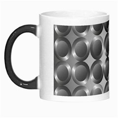Metal Circle Background Ring Morph Mugs by BangZart