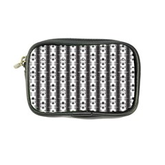 Pattern Background Texture Black Coin Purse by BangZart