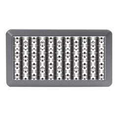 Pattern Background Texture Black Memory Card Reader (mini) by BangZart