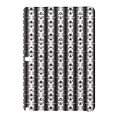 Pattern Background Texture Black Samsung Galaxy Tab Pro 12 2 Hardshell Case
