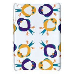 Pattern Circular Birds Apple Ipad Mini Hardshell Case by BangZart