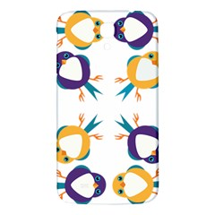 Pattern Circular Birds Samsung Galaxy Mega I9200 Hardshell Back Case by BangZart