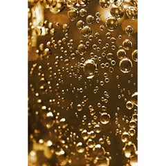 Festive Bubbles Sparkling Wine Champagne Golden Water Drops 5 5  X 8 5  Notebooks by yoursparklingshop