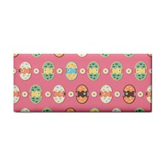 Cute Eggs Pattern Cosmetic Storage Cases by linceazul