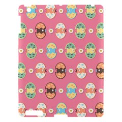 Cute Eggs Pattern Apple Ipad 3/4 Hardshell Case by linceazul