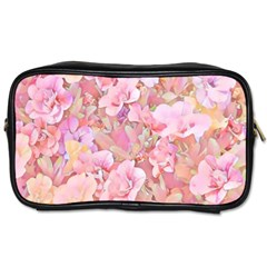 Lovely Floral 36a Toiletries Bags 2 Side by MoreColorsinLife