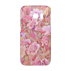 Lovely Floral 36a Galaxy S6 Edge by MoreColorsinLife