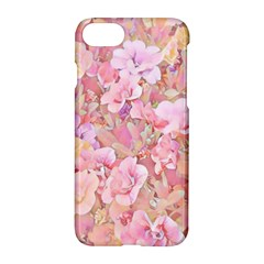 Lovely Floral 36a Apple Iphone 7 Hardshell Case
