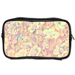 Lovely Floral 36b Toiletries Bags 2 Side by MoreColorsinLife
